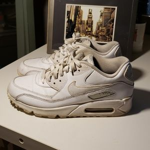 Nike Kids Air Max 90 Leather size 7 youth